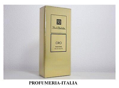 RENATO BALESTRA ORO POUR FEMME EAU DE TOILETTE PROFUMO DONNA 100 ml | eBay