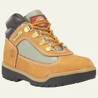 Girls Hiking Boots By Timberland Style Fieldhouse Junior/wheat Girls Size 4 M