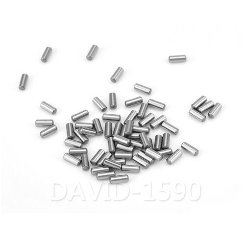 Ø 7mm M7 Zylinderstifte Passstif Kugellager Nadel Stahl Durchmesser 7mm