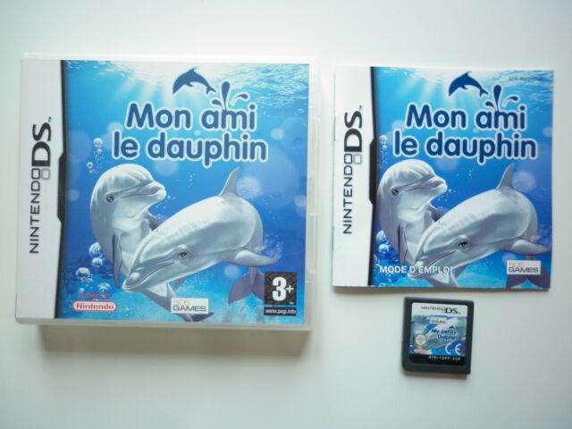 Mon Ami Le Dauphin Jeu Vidéo Nintendo DS