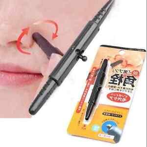 Acne-Punti-Neri-Remover-dei-pori-cleaner-penna-tipo-trucco-Naso-comedon-Estrattore-Stick