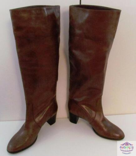 Details about  /J Crew Booker Leather Tall Boots Chocolate brown $348 NEW