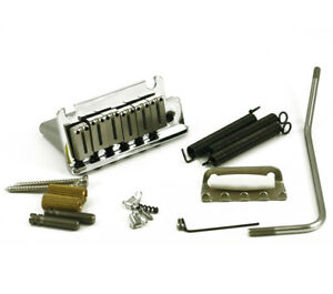 Genuine-Fender-AMERICAN-STANDARD-SERIES-Stratocaster-TREMOLO-BRIDGE-Assembly