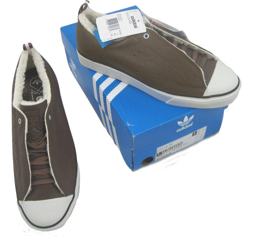 NEW Burton & Adidas Vulc Low KZK Sneakers  Brown US 10  D 9.5  JAPAN 280
