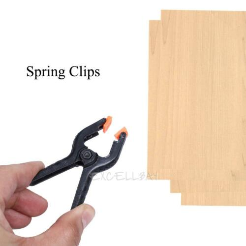 10Pcs Heavy Duty Plastique Nylon Spring Clamp clip Tips for Photography Background