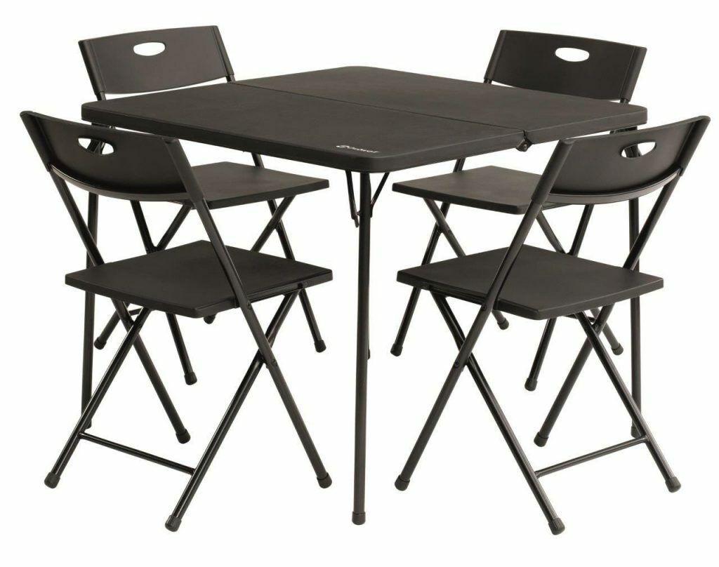 Outwell Corda Folding Picnic Table Set