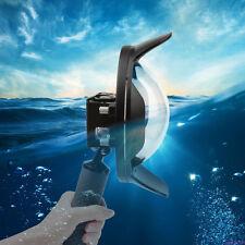 Fisheye lotus Dome Port Underwater Diving Camera Cover Lens for Gopro Hero 5