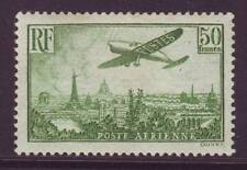 Poste aerienne n°14 neuf *, signé Brun & Roumet !! TTB  / +++++++++++++