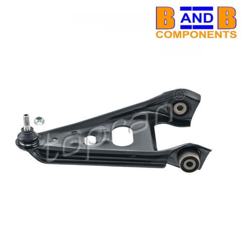 SMART 451 FORTWO 42 Cabrio Anteriore Braccio Di Controllo Con Giunto Sferico /& Cespugli A1460