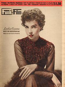 FUNK-UND-FILM-1955-nr-29-LESLIE-CARON-JULIE-HARIS-MARTINE-CAROL-VICO-TORRIAN0
