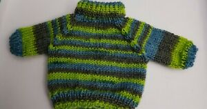 New-Sweater-For-Approx-7-1-8-7-7-8in-Small-Bears