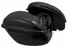 Mutazu Aftermarket Sportster Hard Saddlebags for Harley Davidson XL 883 1200