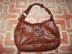 e671016a4f Image is loading Avorio-the-Original-Vera-Pelle-brown-leather-purse-