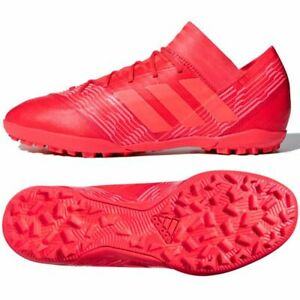 Adidas-Nemesis-Tango-17-3-Turf-Shoes-Red-Men-Adult-Boot-Cleats-CP9100-Soccer-8