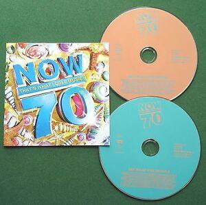 Now-70-Kooks-Rihanna-Britney-The-Script-Kylie-Basshunter-Mariah-Carey-CD-x-2