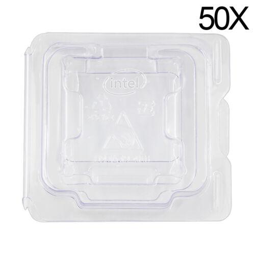 50 x Intel i7 LGA2011 V1 V2 V3 V4 CPU Processor Packaging Case Plastic Shell