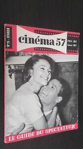 Rivista per Lettera Cinema N° 15 Febbraio 1957 ABE