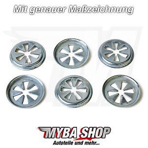 10x-Metal-Moteur-Capot-klemmscheibes-22-mm-pour-VW-w703505-867863849-a