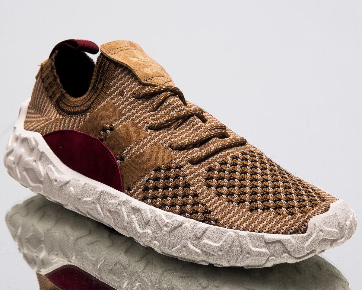 Adidas Originals F 22 Primeknit Men New Raw Gold Lifestyle schuhe B41736