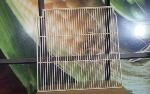 "Commerical Refrigerator Freezer White Epoxy Shelf 23 1//4/"" x 22 3//4/"""