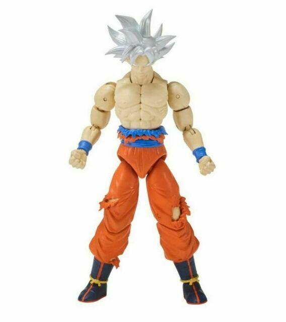 Series 7 Figure Bandai Dragon Ball Super Dragon Stars Ultra Instinct Goku