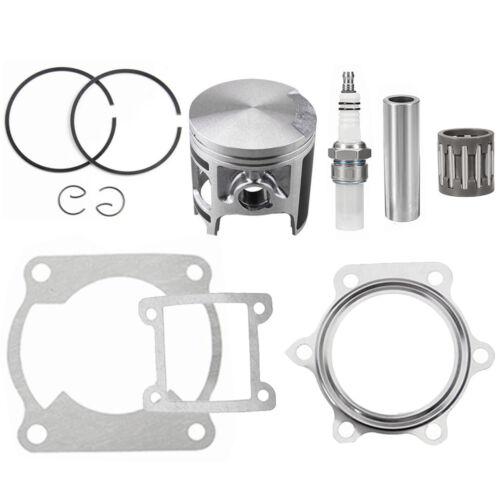NEW! USEFUL Piston Gasket kit competible For Yamaha Blaster 200YFS200