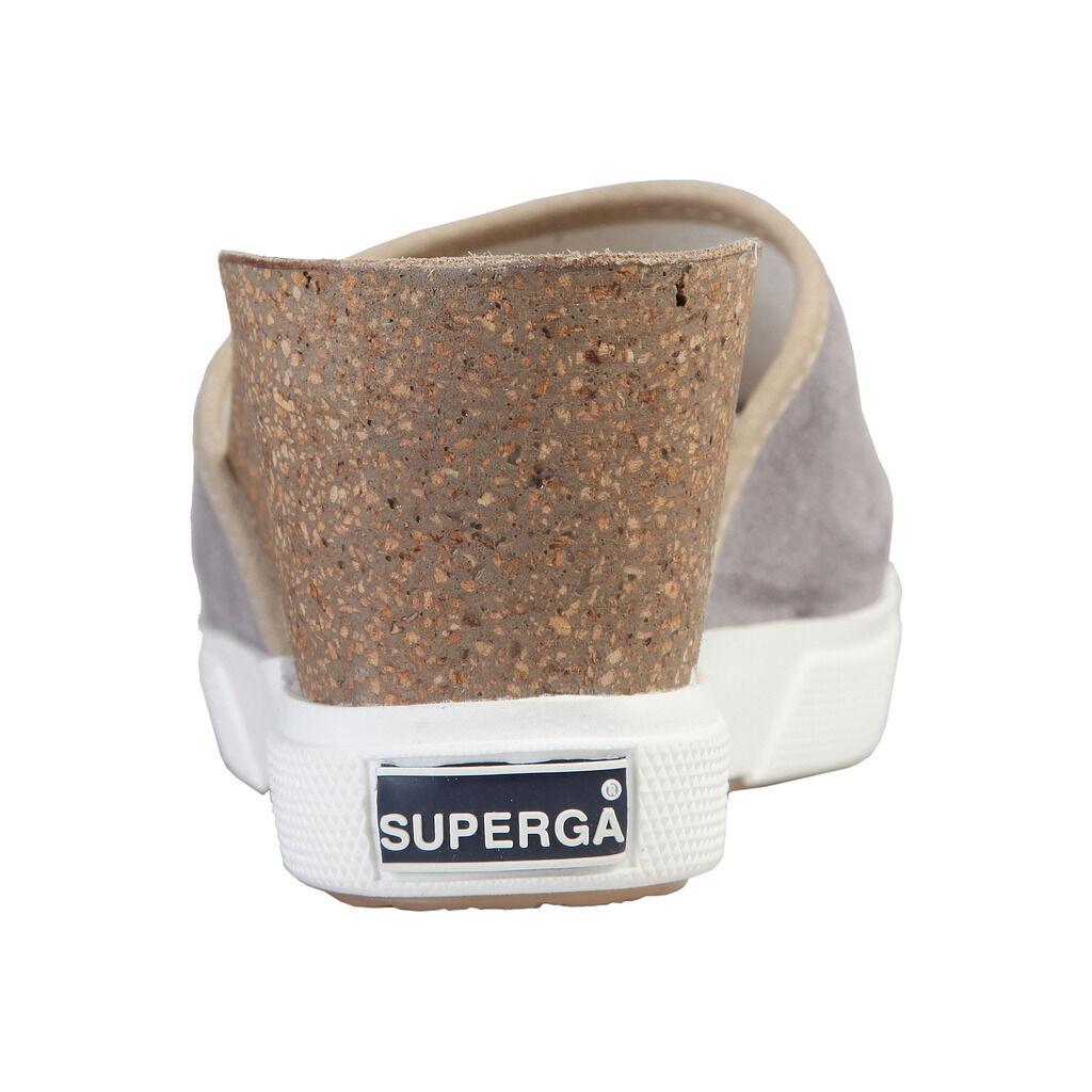 Superga S31P677_GRIGIO EU Damenschuhe, Pantoletten, Sandaletten, Clogs, EU S31P677_GRIGIO 36-41 9224c7
