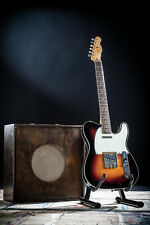 SQUIER BY FENDER CLASSIC VIBE TELECASTER CUSTOM ELECTRIC GUITAR