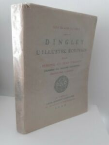 Dingley L'Schwierigkeiten Schreiber Von J & Tharaud Motiven Dethomas 1920 Mornay