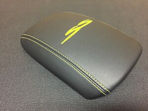 Vt Vx Vu Holden Ss Custom Console Lid Arm Rest Cover S Hsv Yellow Ebay