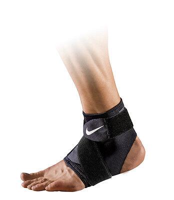 Fascia Bendaggio Cavigliera Nike Pro Ankle Wrap 2.0 Caviglia Elasticatraspirante