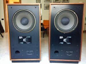 Casse-Acustiche-Tannoy-Cheviot-vintage-hpd-315a-Foam-da-sostituire