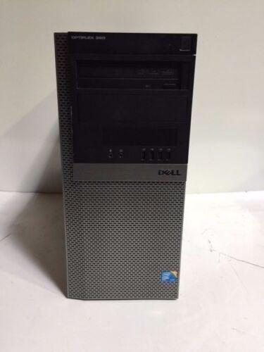 Lot of 10 Dell Optiplex 960 Tower  E8400 Core 2 Duo 3.0GHz 6M 4GB 160GB DVDRW