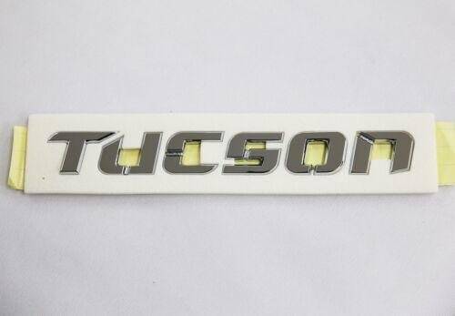 For Hyundai Tucson Trunk EMBLEM 1Pcs 863102E000