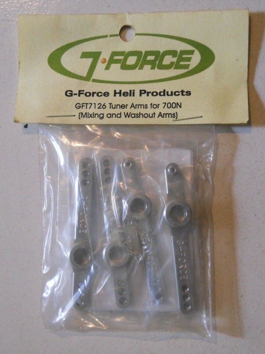 G-Force Tuner Arms (Mixing e Washout) Washout) Washout) For Trex 700N GFT7126 981aa2