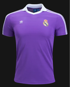 2cd43a237db New Official Adidas Originals Real Madrid Retro OG Jersey BS2369 ...