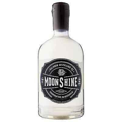 Baldwin Distilling Co. Moonshine 700mL bottle