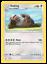 Pokemon-Detective-Pikachu-Special-Mini-Set-Card-Singles-Pick-your-cards miniatuur 21