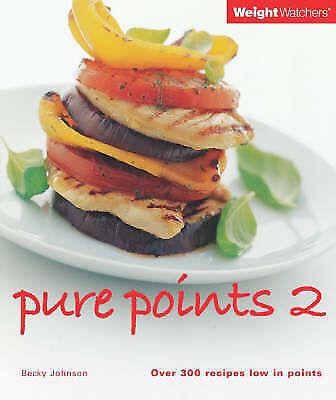 1 of 1 - Weight Watchers Pure Points 2 (Weight Watchers), Johnson, Becky, Very Good Book