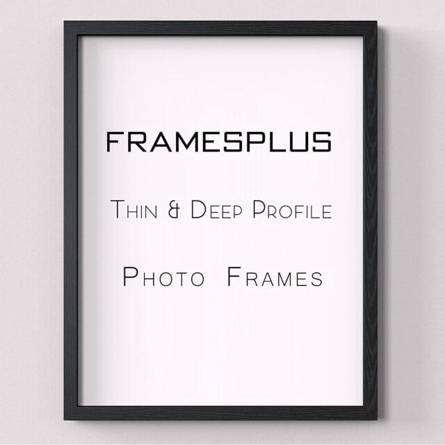 """Black Picture Frame 1-3//4/"""" Polystyrene WholesaleArtsFrames-com Sale 4048-06T"""