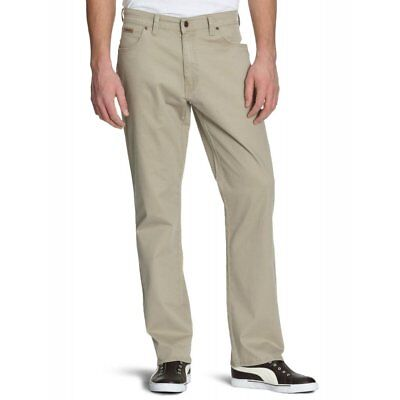 Wrangler Texas Stretch Twill Jeans Army Grey All Sizes Available