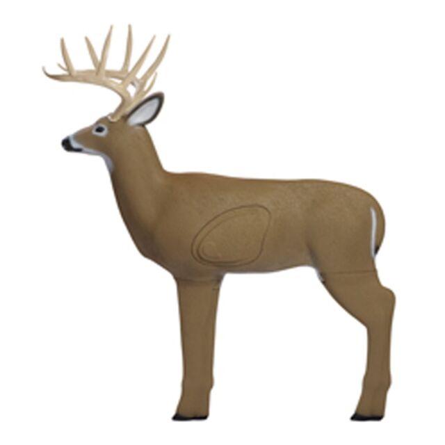 Field Logic Real Life Like Shooter Buck 3D Archery Target for sale online
