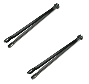 Set of 2 Rear Left /& Right Lower Control Arms Wishbones Axle Links for BMW