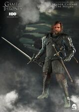 Threezero 1/6 Game of Thrones Sandor Clegane Action Figure Retrail Ver PRE-order