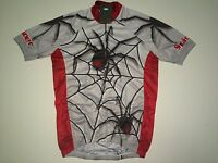 Size Xl - Spider Team Wild Road Bike Mtb Cycling Jersey