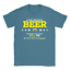 A Day Without Beer Mens T-Shirt Funny Gift For Dad Father/'s Day