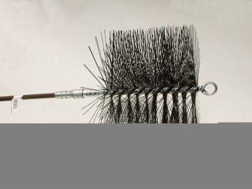Rutland 16408 8 Round Chimney Cleaning Brush