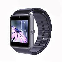 Bluetooth Wrist Smart Watch Phone For Samsung Galaxy S7 S6 Edge S5 S4 Note 5 LG