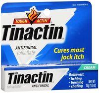 Tinactin Antifungal Cream (jock-itch) 0.50 Oz (pack Of 5) on sale