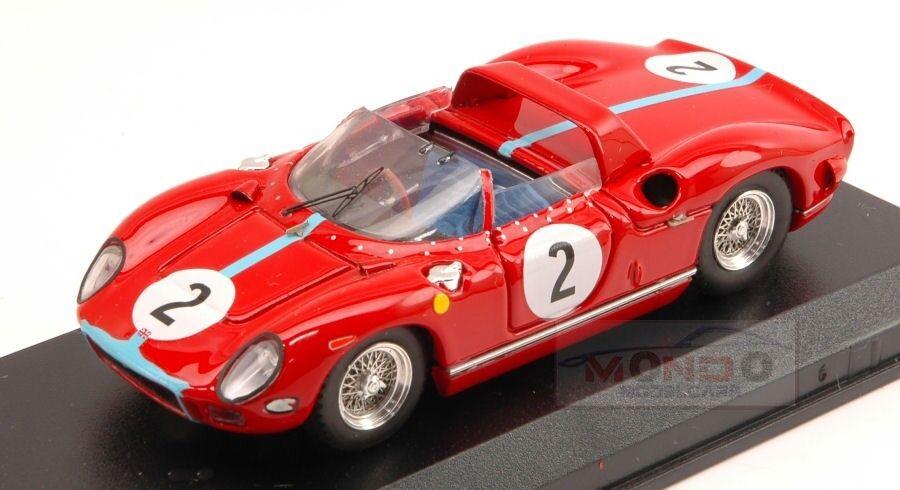 Ferrari 330 P #2 #2 #2 Winner 1000 Km Paris 1964 Hill-Bonnier 1:43 Art Model ART180   Pour Votre Sélection  827e90